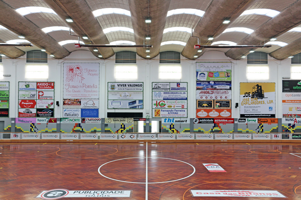 Municipal Sports Pavilion of Valongo